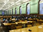iStudy is a study optimization tool designed for students working alone or in groups. It allows users to find the optimal environment and tools to be productive at library facilities, regardless of a student's given location.